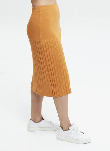 Stamina Etek Oranj